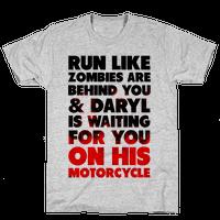 Run Like Daryl is Waiting
