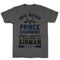In Love with a Fly Boy (Air Force T-Shirt)