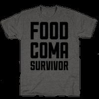 Food Coma Survivor
