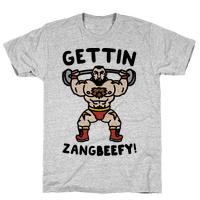 Gettin Zangbeefy Parody