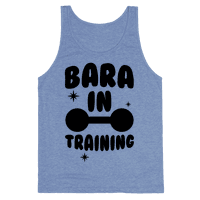Bara In Training