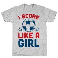 I Score Like A Girl