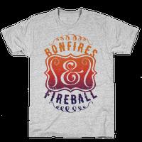 Bonfires And Fireball