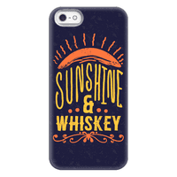 Sunshine and Whiskey Phonecase