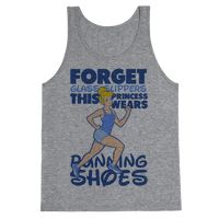Forget Glass Slippers This Princess Wears Running Shoes Tank