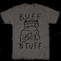 Buff 'N Tuff Cat
