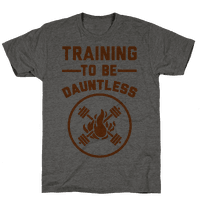 Training To Be Dauntless
