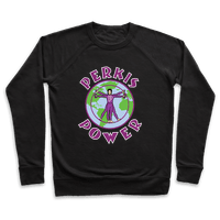 Perkis Power Pullover