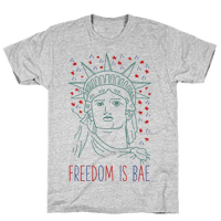 Freedom Is Bae