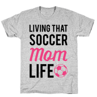 Living That Soccer Mom Life