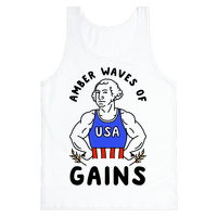 Amber Waves Of Gains Tank