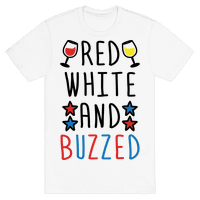 Red, White And Buzzed