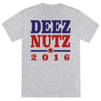 Deez Nutz 2016 Tee