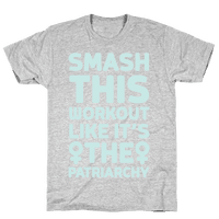 Smash This Workout Like It's The Patriarchy