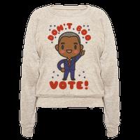 Chibi Obama Pullover