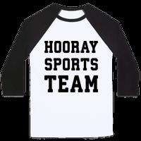 Hooray Sports Team