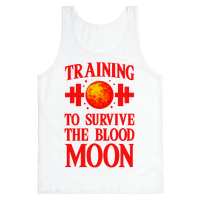 Training to Survive the Blood Moon