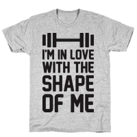 Im In Love With The Shape Of Me