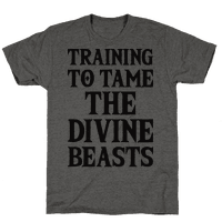 Training To Tame The Divine Beasts Tee