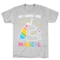 My Gains Are Magical