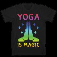 Yoga Is Magic Tee