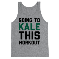 Going To Kale This Workout
