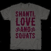 Shanti Love and Squats