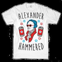 Alexander Hammered Tee