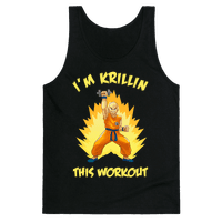 I'm Krillin This Workout