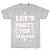 Let's Party For Freedom