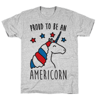 Proud To Be An Americorn