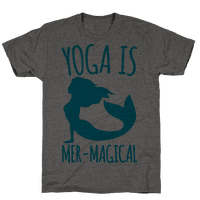 Yoga Is Mer-Magical