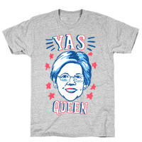 Yas Queen Elizabeth Warren