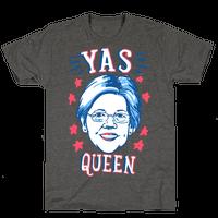 Yas Queen Elizabeth Warren