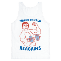Makin' Ronald Reagains