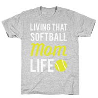 Living That Softball Mom Life