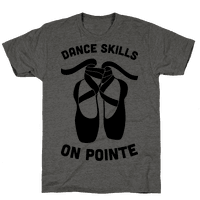 Dance Skills On Pointe