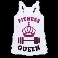 Fitness Queen Racerback