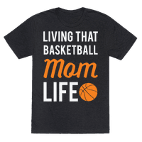 Living That Basketball Mom Life