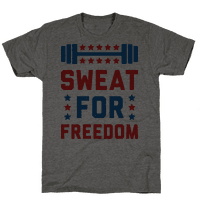 Sweat For Freedom