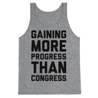 Gaining More Progress Than Congress