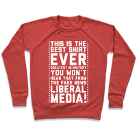 Fake News Liberal Media