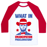 What In Emancipation Proclamation?