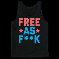 Free As F**k Tank