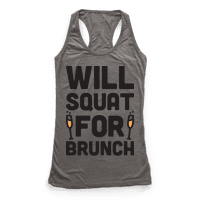 Will Squat For Brunch