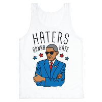Obama - Haters Gonna Hate