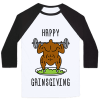 Happy Gainsgiving