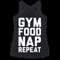 Gym Food Nap Repeat