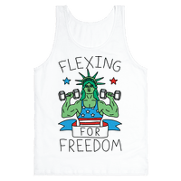 Flexing For Freedom