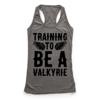 Training To Be A Valkyrie Parody